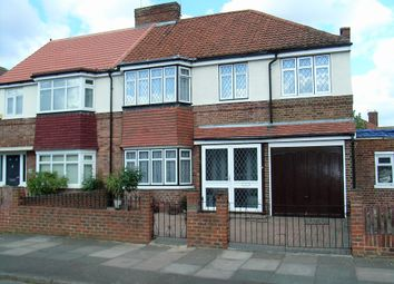 Thumbnail 5 bed semi-detached house for sale in Rectory Grove, Hampton