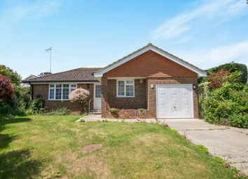 Thumbnail 2 bed detached bungalow for sale in Cranston Close, Bexhill-On-Sea