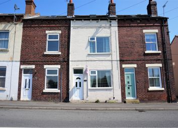 3 bed terraced house for sale in Featherstone Lane, Featherstone, Pontefract WF7