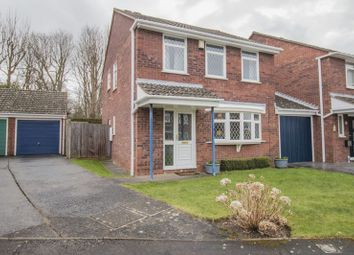 Thumbnail 4 bed detached house for sale in Verwood Drive, Bitton, Bristol