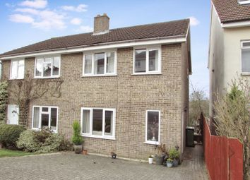 Thumbnail 3 bed semi-detached house for sale in Pine Ridge, Newbury