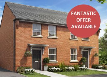 "Thumbnail 3 bedroom semi-detached house for sale in ""Arley"" at Callow Hill Way, Littleover, Derby"