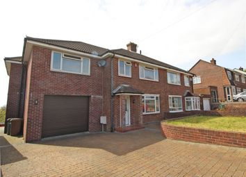 Thumbnail 5 bed semi-detached house for sale in Southwell Road, Crownhill, Plymouth