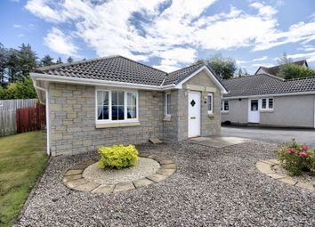 Thumbnail 3 bed detached bungalow for sale in 31 Rowan Grove, Smithton, Inverness