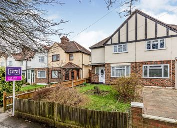 Thumbnail 3 bed semi-detached house for sale in St. Dunstans Hill, Sutton