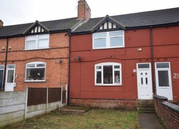 Thumbnail 4 bed terraced house to rent in Brunner Avenue, Shirebrook