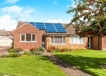 Thumbnail 2 bed semi-detached bungalow for sale in Hillcrest Road, Littlebourne, Canterbury