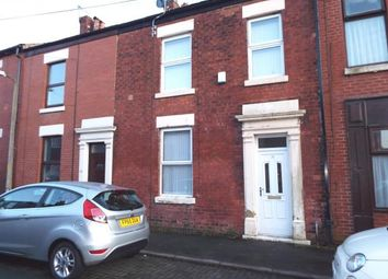 3 bed terraced house for sale in Salisbury Road, Preston, Lancashire, . PR1
