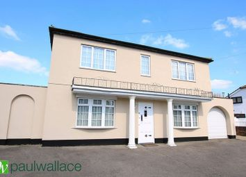 Thumbnail 4 bedroom detached house for sale in Windmill Lane, Cheshunt, Waltham Cross