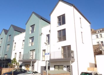Thumbnail 3 bed maisonette to rent in Quadrant Quay, West Hoe Road, Millbay