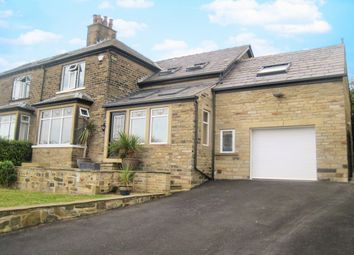 Thumbnail 4 bed semi-detached house for sale in Belmont Rise, Baildon, Shipley