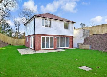 Thumbnail 3 bed detached house for sale in West Close, Westfield Close, Polegate, East Sussex