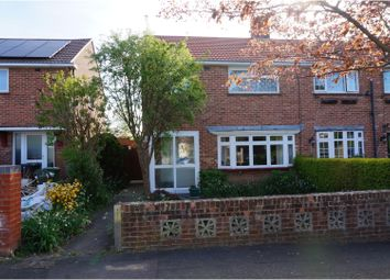 Thumbnail 3 bed end terrace house for sale in Adderbury Avenue, Emsworth