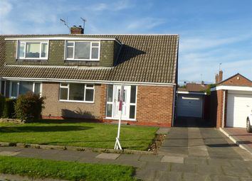 Thumbnail 3 bed bungalow to rent in Kesteven Road, Hartlepool