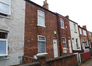 Thumbnail 3 bed terraced house to rent in Dickenson Terrace, Gainsborough