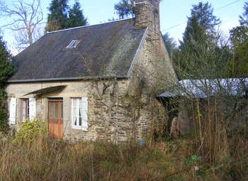 Thumbnail 1 bed cottage for sale in Sourdeval, Manche, Lower Normandy, France