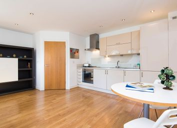 Thumbnail 1 bed flat to rent in Challis House, London