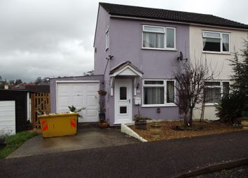 Thumbnail 2 bedroom property to rent in Kirby Close, Axminster