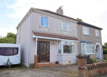 Thumbnail 3 bed semi-detached house for sale in Needham Avenue, Morecambe