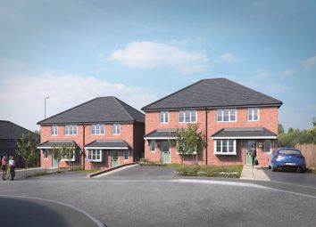Thumbnail 3 bed semi-detached house for sale in Dudley, Holly Hall, Stourbridge Road, Church View, Plot Three