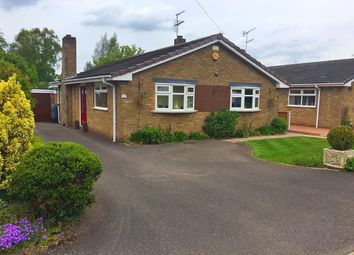 Thumbnail 3 bed detached bungalow for sale in Victoria Way, Stafford
