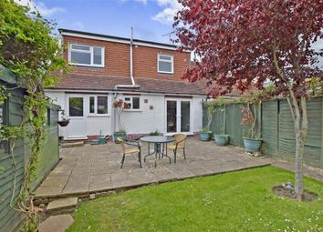 Thumbnail 3 bed semi-detached house for sale in Clay Lane, Chichester, West Sussex