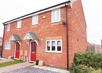 Thumbnail 3 bed semi-detached house for sale in Brandon Walk, Sutton-In-Ashfield