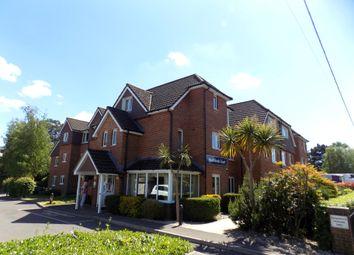 Thumbnail 2 bed flat for sale in Heathlands Court, Dibden Purlieu