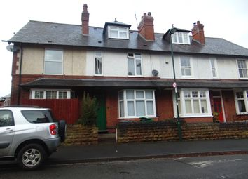 Thumbnail 3 bed town house for sale in Loscoe Mount Road, Nottingham