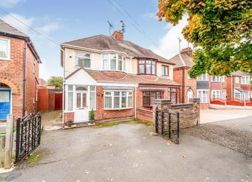 Thumbnail 3 bed semi-detached house for sale in Coronation Avenue, County Bridge, Willenhall, West Midlands