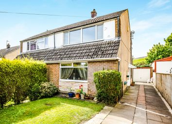 Thumbnail 3 bed semi-detached house for sale in Heather Grove, Heaton, Bradford