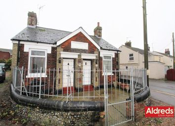 Thumbnail 2 bed detached bungalow for sale in Beach Road, Caister-On-Sea, Great Yarmouth