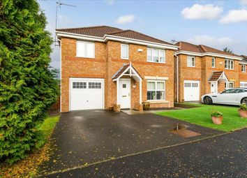 Thumbnail 4 bed detached house for sale in Strathallan Wynd, Hairmyres, East Kilbride