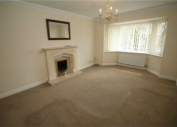 Thumbnail 4 bedroom detached house to rent in Oakworth Drive, Sharples, Bolton, Lancashire
