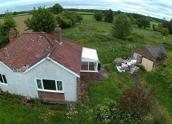 Thumbnail 2 bed detached bungalow for sale in Hopshort, Cheswardine