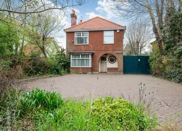 Thumbnail 3 bedroom detached house for sale in Norwich, Norfolk