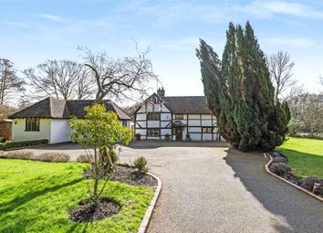 6 bed detached house for sale in Fleet Hill, Finchampstead, Wokingham, Berkshire RG40