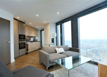 Thumbnail 1 bed flat for sale in Chronicle Tower, Islington