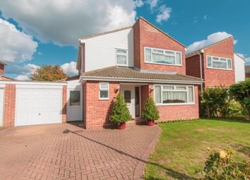 Thumbnail 4 bed detached house for sale in Pine Close, Great Bentley, Colchester