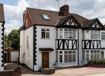 Thumbnail 4 bedroom property for sale in Hadley Way, London