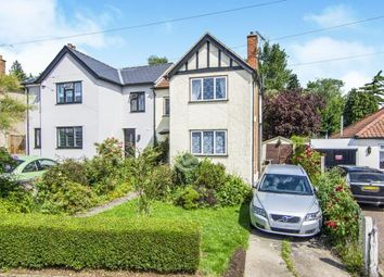 Thumbnail 3 bed semi-detached house for sale in Epping, Essex