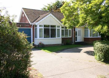 Thumbnail 2 bed detached bungalow for sale in Little Clacton Road, Great Holland, Frinton-On-Sea