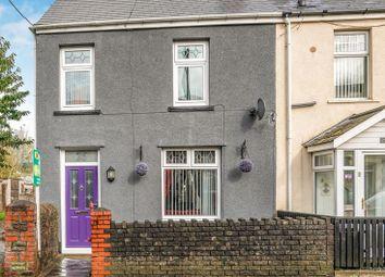 Thumbnail 3 bed end terrace house for sale in Whittington Street, Tonna, Neath