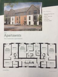Thumbnail 2 bed flat to rent in Ffordd Penrhyn, Barry
