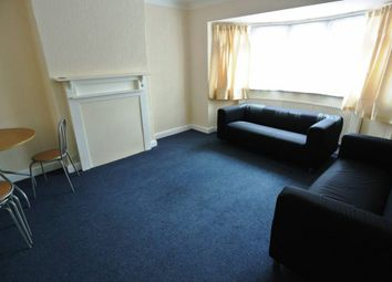 Thumbnail 3 bed flat to rent in Burnley Road, Dollis Hill