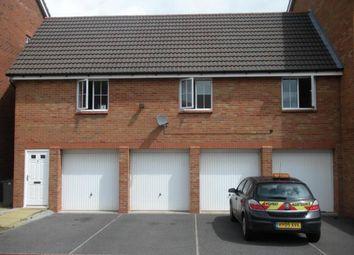 Thumbnail 2 bedroom flat to rent in Trent Bridge Close, Trentham, Stoke-On-Trent