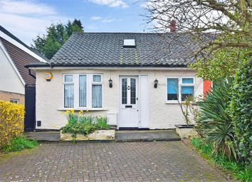 Thumbnail 2 bed semi-detached bungalow for sale in Loughton Way, Buckhurst Hill, Essex