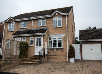 Thumbnail 3 bedroom semi-detached house for sale in Sweet Briar Drive, Reading