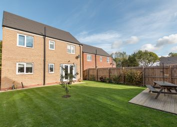 Thumbnail 4 bed detached house for sale in Newcastle Walk, Colburn, Catterick Garrison