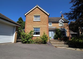 Thumbnail 4 bed detached house for sale in Albion Close, Maidenbower, Crawley